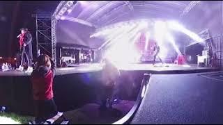 Ewa Farna - Cicho oraz Ewakuacja z Nowego Stawu nagrane kamerą 360. 19 08 2017