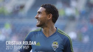 Cristian Roldan Named 2017 Team MVP