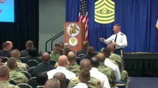 Sergeant Major of the Army Noncommissioned Officer and Soldier Forum
