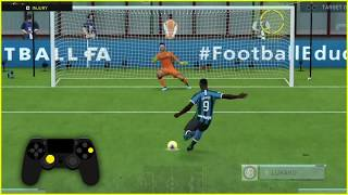 How to Take the Perfect Penalty on FIFA 20