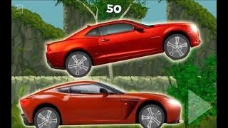 Машинки гонки мультики развивающие крутая игра Exion Hill Racing #2