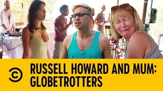 Meditating With A Bunch Of Horny Zombies | Russell Howard and Mum: GlobeTrotters