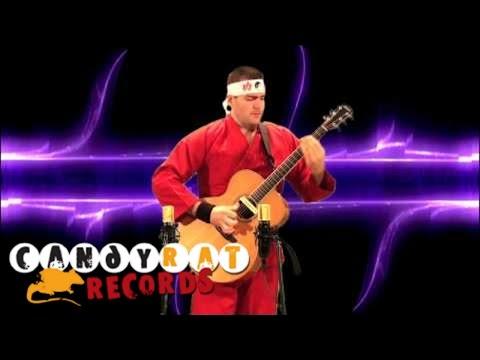 Ewan Dobson - Motion Potion - Solo Guitar