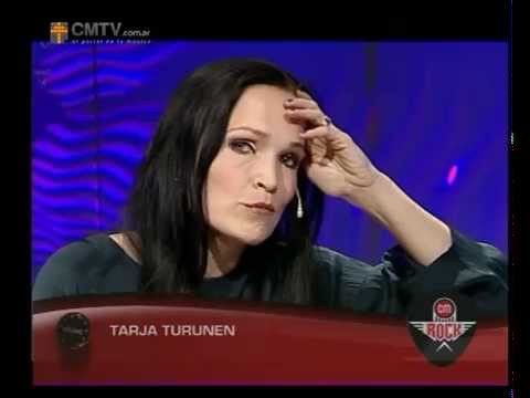 Tarja Turunen video Entrevista CM Rock - Abril 2014