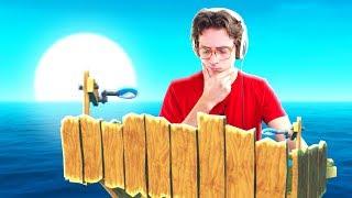 Denis Sucks At Raft - Episode 6