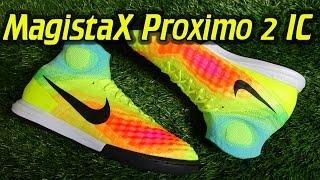 Nike Magista X Proximo 2 Indoor (Volt/Total Orange/Black) - Review + On Feet