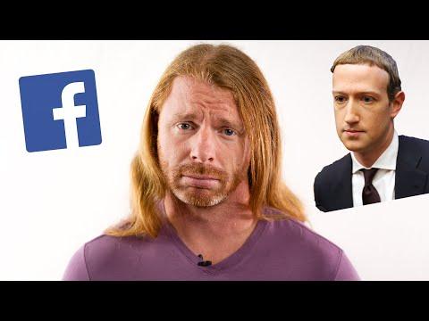 Mijn verontschuldiging aan Facebook