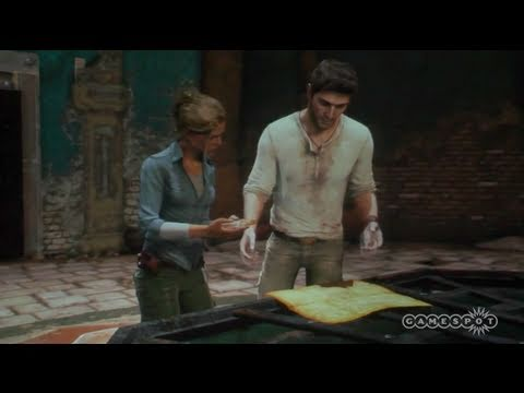 Relive The Uncharted 3: Drake's Deception Comic-Con Panel