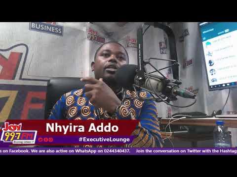 #ExecutiveLounge on Joy FM (16-7-19)