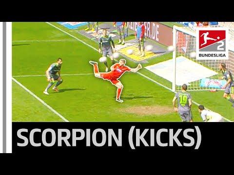 Kick it Like Zlatan - Acrobatic Efforts on Final Matchday