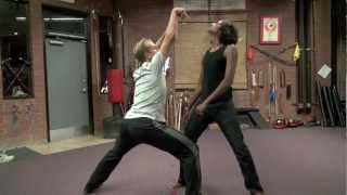 Monkey Kung Fu  10 Real Fighting Moves