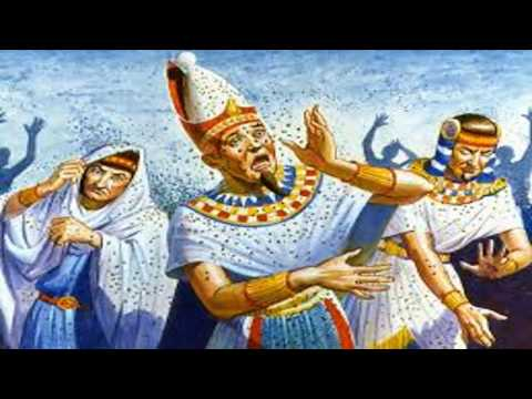 MOSES VS PHARAOH,AND THE PLAGUES AGAINST EGYPT IN MP4