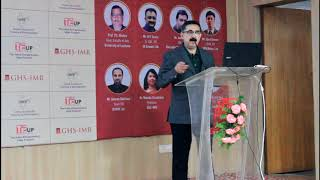 Mr. Bimal Rai at 4th National HR Summit