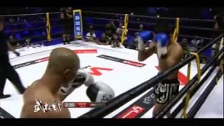 WLF MMA Championship Dubai 2013 - Yi Long vs. Jamnian Srikam