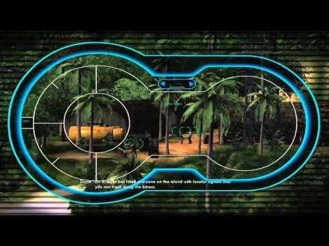Gameplay záběry z akce Far Cry Classic
