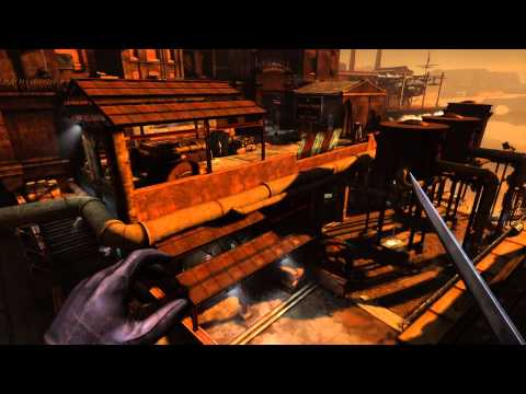 Dishonored: The Knife of Dunwall DLC trailer