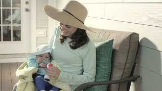 4 tips dermatologists can give patients to help protect babies from the sun