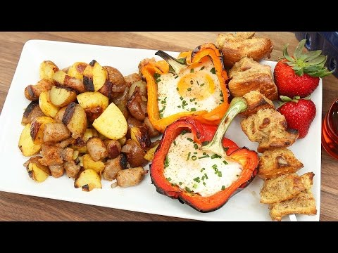 Video 3 Grilled Breakfast Recipes | Good to Grill