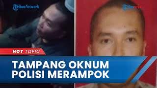 Tampang Bripka Joko, Oknum Anggota Polisi yang Merampok, Ternyata Anggota Shabara Polres Belawan
