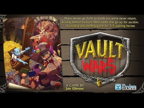 UndeadViking Videos - Vault Wars Con of the North In Play Review