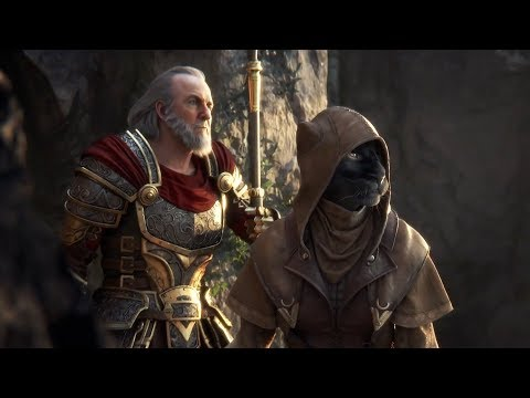 The Elder Scrolls Online - All Cinematic Trailers (2019)