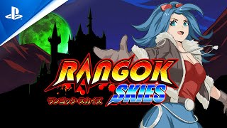 Rangok Skies - Announce Trailer | PS4