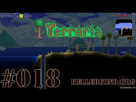 Terraria #18 – Urlaub am Strand ★ Let's Play Terraria [HD|60FPS]