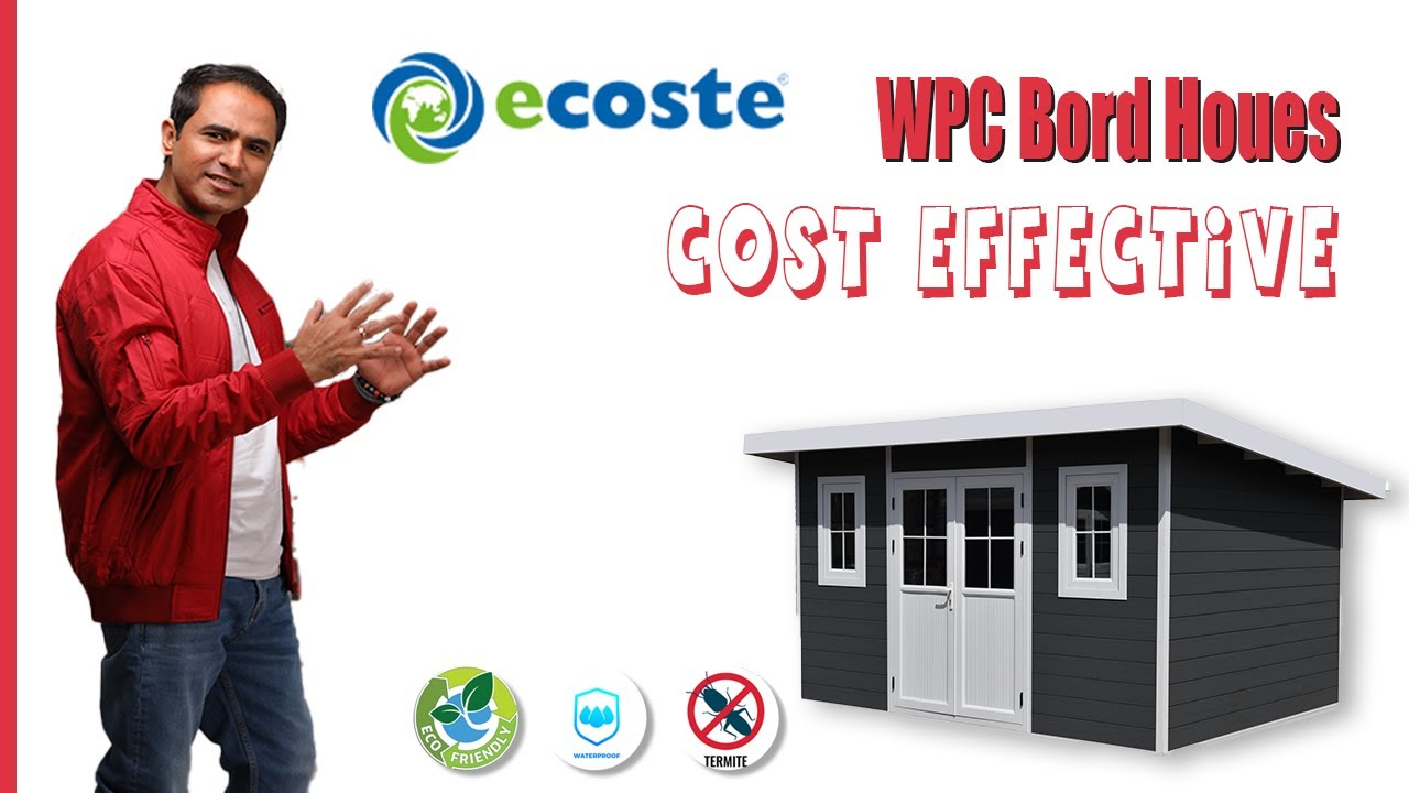 PVC Partition Wall, Guard Room, Mobile Toilets | Cost Effective | Life Time Solution