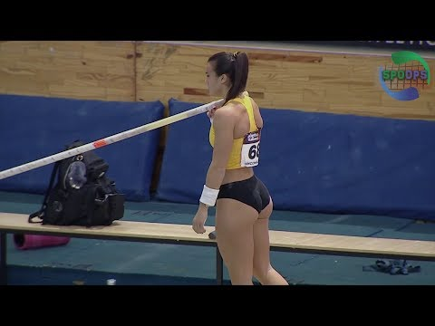 Mesmerizing! Italian Athletics - Pole Vault