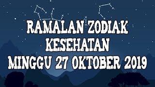 Ramalan Zodiak Kesehatan Minggu 27 Oktober 2019, Aries Dipenuhi dengan Energi