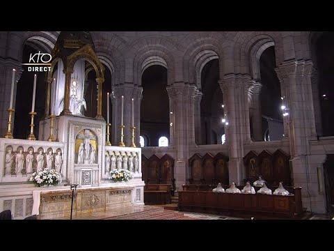 Prière du Milieu du jour du 30 septembre 2021 des Bénédictines du Sacré-Coeur de Montmartre