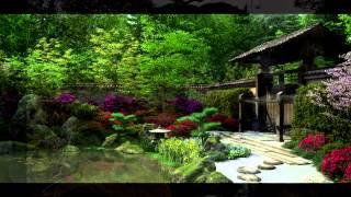 Relaxační hudba - Japonské zahrady