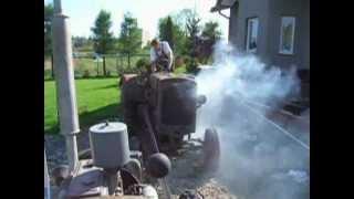 preview picture of video 'DEUTZ F2M315 cz. II pierwsze odpalenie po 26 latach'