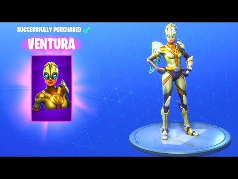 Fortnite Ventura Thicc New Ventura Skin Fortnite Battle Royale Netlab