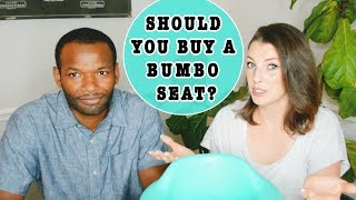 Should you Buy a Bumbo Seat? - Review and When to Use