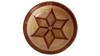 Woodturning - The Stars bowls