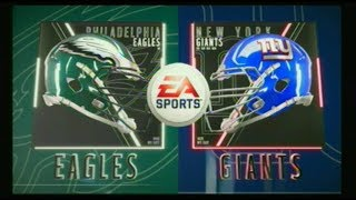 MADDEN 19_EAGLES AT GIANTS (2018) WK # 06
