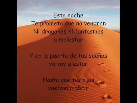 Juanes, Mi sangre, Tu guardián, Songtext, Lyrics, Letras