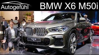 BMW X6 (G06) 2019 - dabar