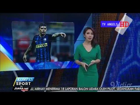 Widi Dwinanda Cakep dan Sweet, Kompas Sport Eps.28 Juni 2017