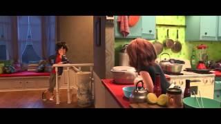 Big Hero 6 MOVIE CLIP - Low Battery (2014) - Disney Animation Marvel Movie HD