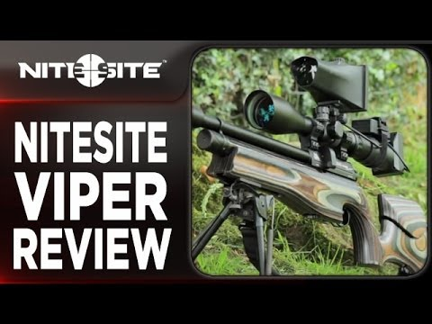 Nitesite Viper Air Rifle Night Vision