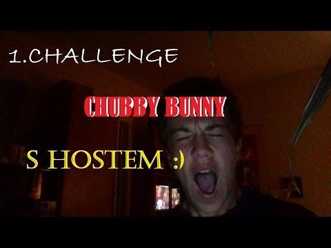 1.challenge CHUBBY BUNNY
