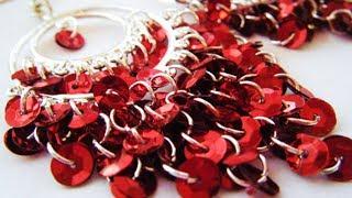 {DIY} Chandelier Earrings