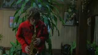 DONNA LEE 15years Old Boy Played By SAX
