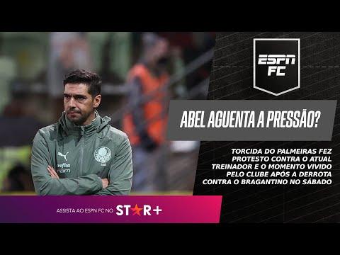 ABEL FERREIRA AGUENTA A PRESSÃO NO PALMEIRAS? ESPN FC discute a situação do técnico alviverde!
