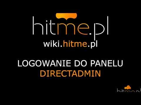 DirectAdmin – Logowanie