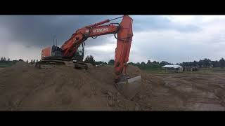Construction site fpv flying