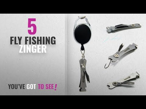Top 10 Fly Fishing Zinger [2018]: SAMSFX Fly Fishing Knot Tying Tool Knot Tyer and Nail Clippers
