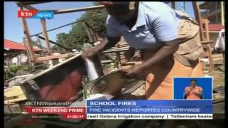 President Uhuru Kenyatta  Puts School Arsonists On Notice